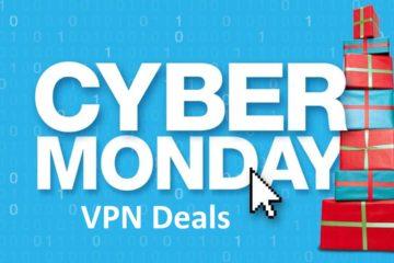7 Best Cyber Monday VPN Deals 2019 – Save Big this Monday!