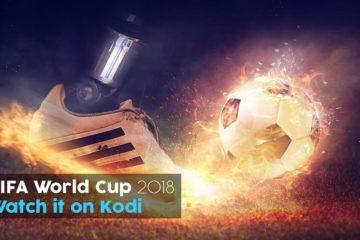 Watch FIFA Worldcup Final Live Online on Kodi