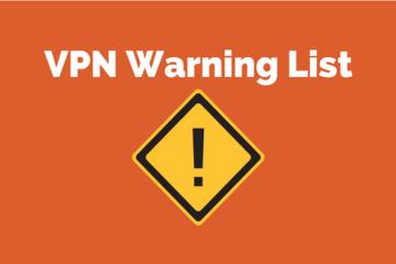 Do VPN Providers Keep User Data? – A Recent Investigation