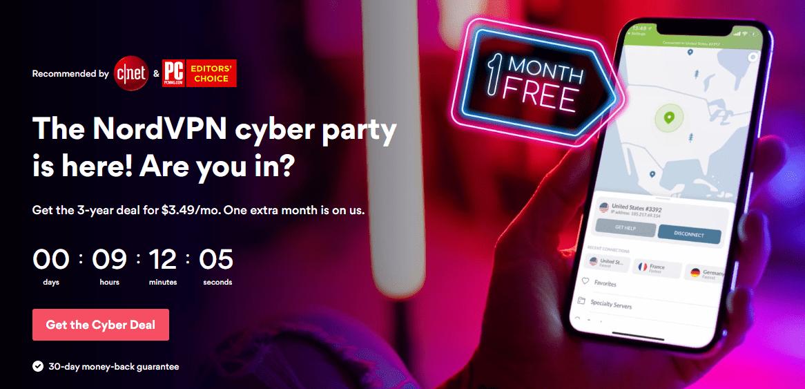 NordVPN-Cyber-Deal